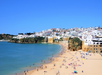 *COMING SOON* Studio with sea view in Old Town, Albufeira