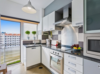 *NEW* 1 bedroom apartment in Albufeira with pool view
