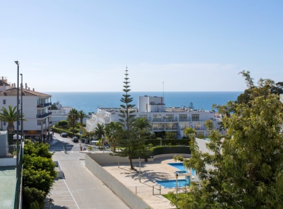 *NEW* One Bedroom Apartment with Pool and Sea View in Albufeira