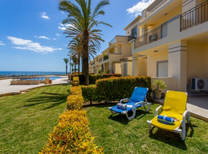 *NEW* Stunning townhouse with sea-view, pool, BBQ and terrace