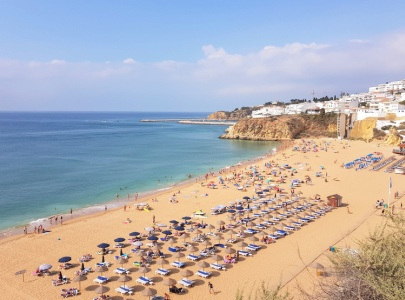 Apartment at Cerro Mar, Albufeira, Old Town with pool