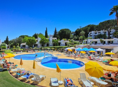 Club Albufeira Apartment in Superb Family Resort