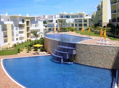 Huge balcony with Sun Beds & Stunning Sea Views, Old Town, Albufeira