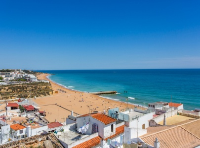 Luxury 3 bed house with sea views in Albufeira Old Town