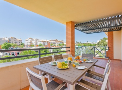 Luxury penthouse apartment in Parque da Corcovada, Albufeira